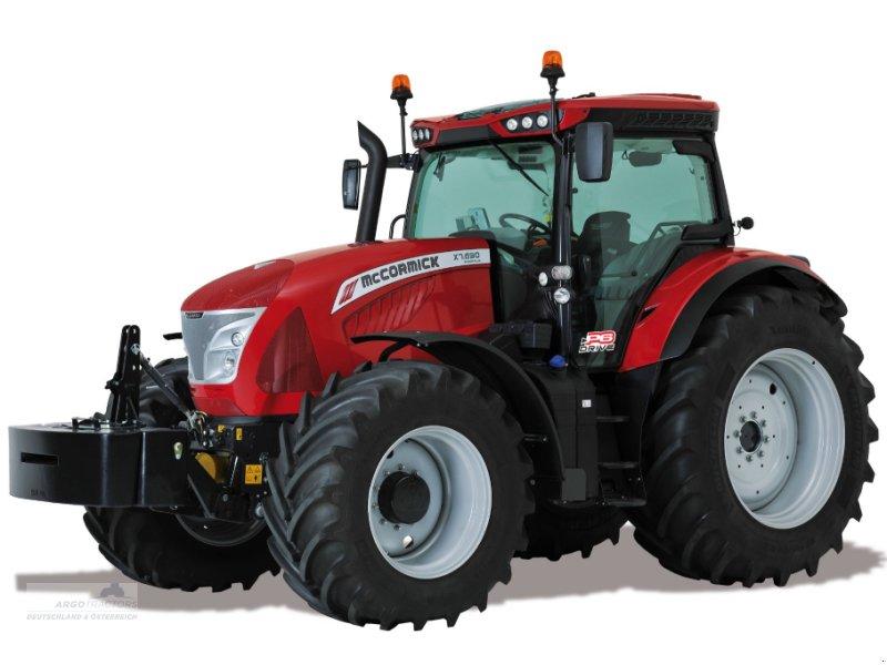 Traktor типа McCormick X7.450 P6-Drive, Neumaschine в Meeder (Фотография 1)