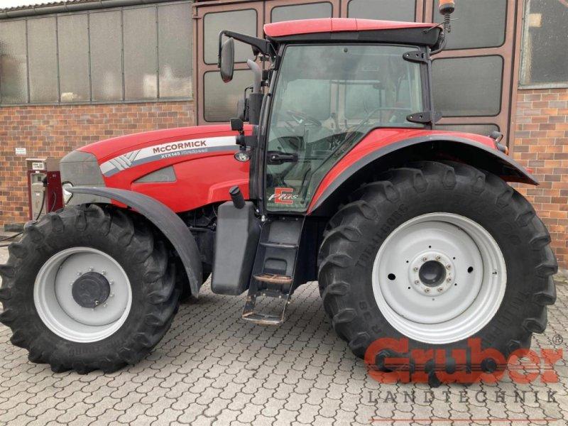 Traktor des Typs McCormick XTX-145, Gebrauchtmaschine in Ampfing (Bild 2)