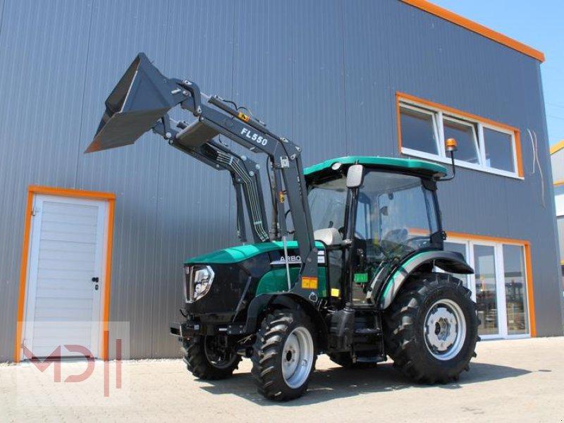 Traktor des Typs MD Landmaschinen ARBOS   3055   MIT KABINE UND FRONTLADER, Neumaschine in Zeven (Bild 1)