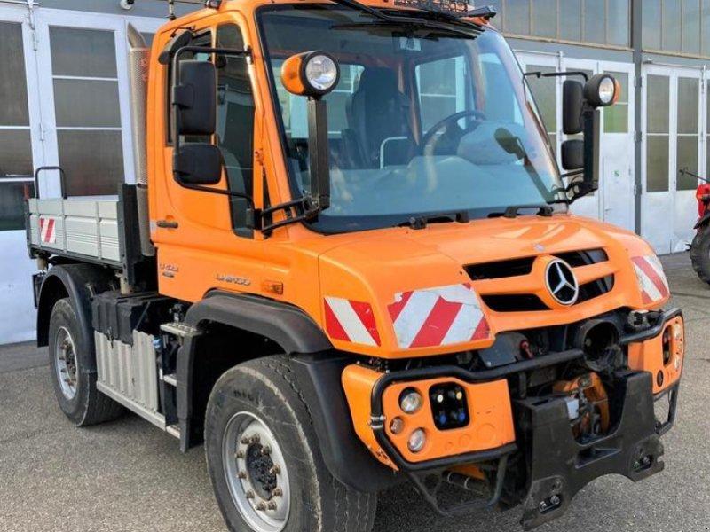 Traktor типа Mercedes-Benz 423, Gebrauchtmaschine в Wiesloch (Фотография 1)