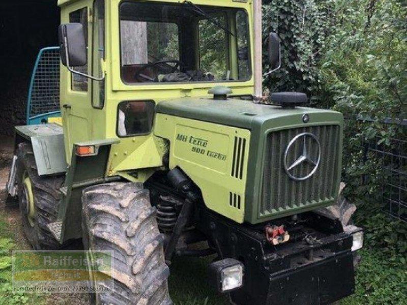Traktor типа Mercedes-Benz 900 Turbo, Gebrauchtmaschine в Steinach (Фотография 1)