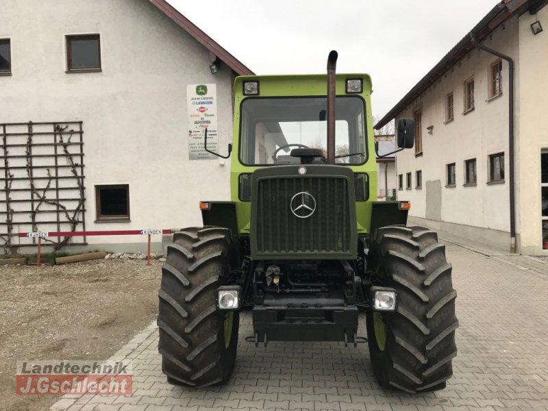 Traktor типа Mercedes-Benz MB-Trac 1000 Turbo, Gebrauchtmaschine в Mühldorf (Фотография 2)