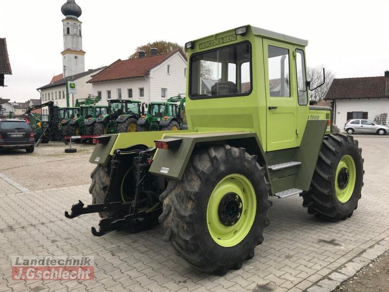 Traktor типа Mercedes-Benz MB-Trac 1000 Turbo, Gebrauchtmaschine в Mühldorf (Фотография 10)