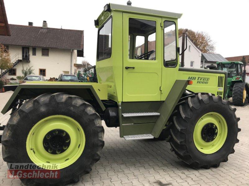 Traktor типа Mercedes-Benz MB-Trac 1000 Turbo, Gebrauchtmaschine в Mühldorf (Фотография 8)