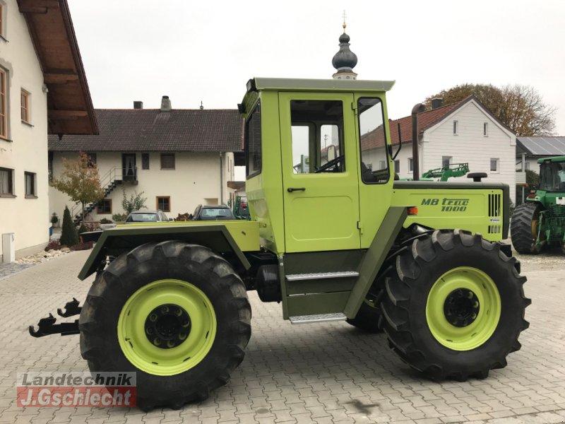 Traktor типа Mercedes-Benz MB-Trac 1000 Turbo, Gebrauchtmaschine в Mühldorf (Фотография 7)