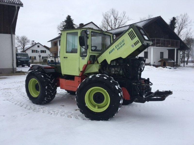 Traktor типа Mercedes-Benz MB-Trac 1000, Gebrauchtmaschine в Vierkirchen (Фотография 1)