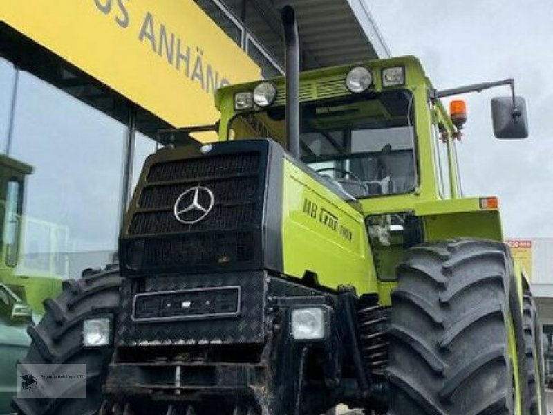 Traktor типа Mercedes-Benz MB-Trac 1100, Gebrauchtmaschine в Gevelsberg (Фотография 1)