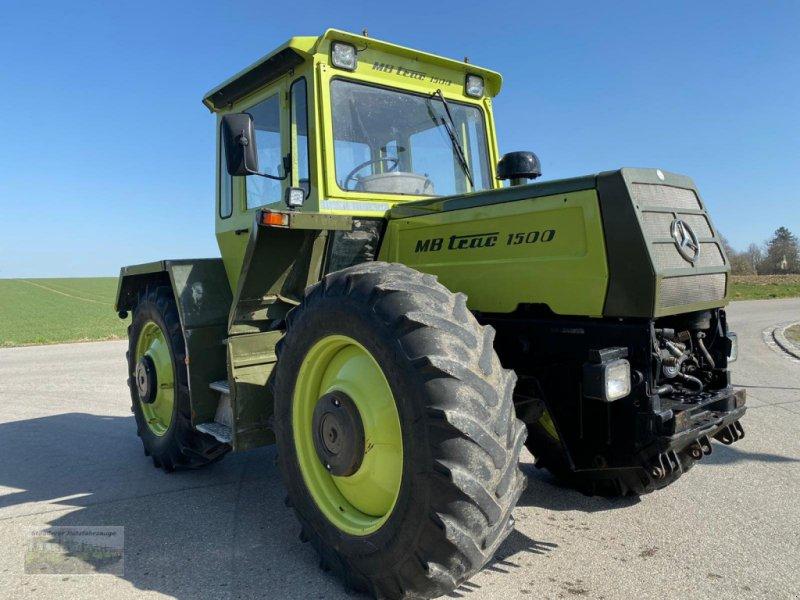 Traktor a típus Mercedes-Benz MB-Trac 1500, Gebrauchtmaschine ekkor: Kienberg (Kép 2)