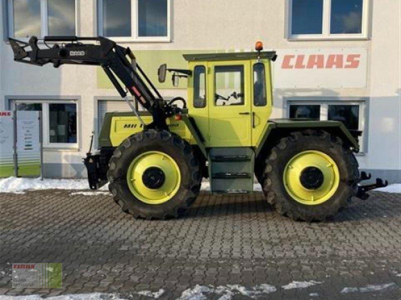 Traktor типа Mercedes-Benz MB-Trac 1500, Gebrauchtmaschine в Aurach (Фотография 1)