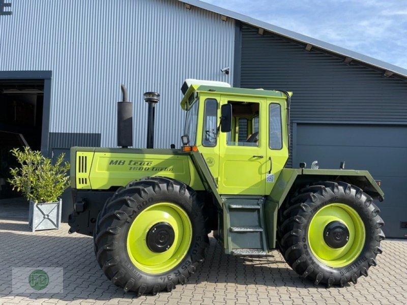Traktor типа Mercedes-Benz MB Trac 1600 Turbo, Gebrauchtmaschine в Hinterschmiding (Фотография 1)