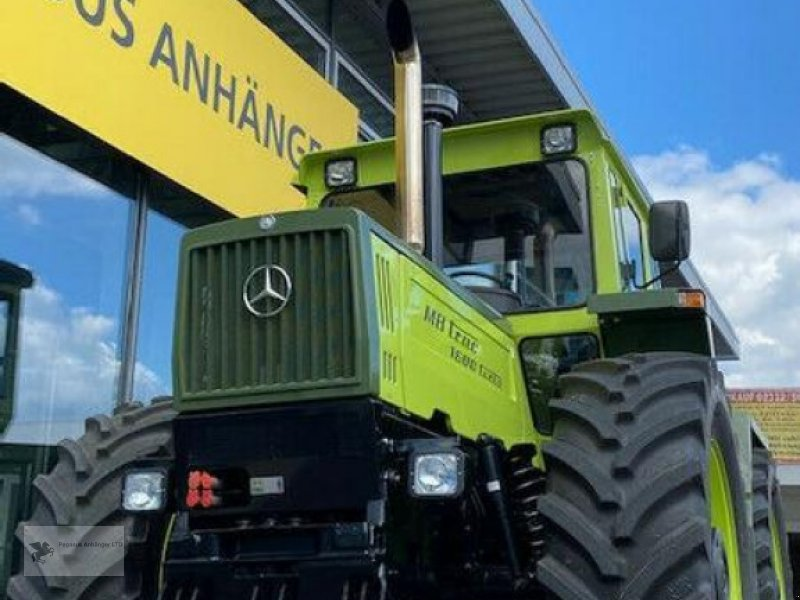 Traktor типа Mercedes-Benz MB-Trac 1600, Gebrauchtmaschine в Gevelsberg (Фотография 1)