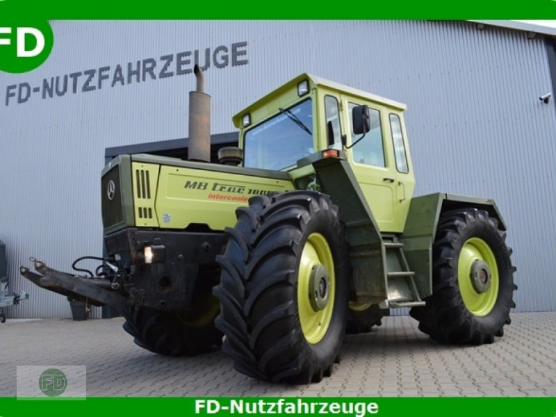 Traktor tipa Mercedes-Benz MB Trac 1800 Intercooler *Orginal*, Gebrauchtmaschine u Hinterschmiding (Slika 1)