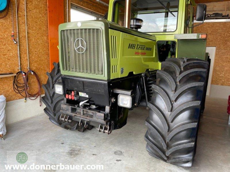 Traktor typu Mercedes-Benz MB Trac 1800 Intercooler **Orginal**, Gebrauchtmaschine w Hinterschmiding (Zdjęcie 1)