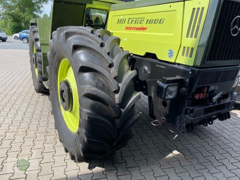 Traktor типа Mercedes-Benz MB Trac 1800 Intercooler *Orginal*, Gebrauchtmaschine в Hinterschmiding (Фотография 1)