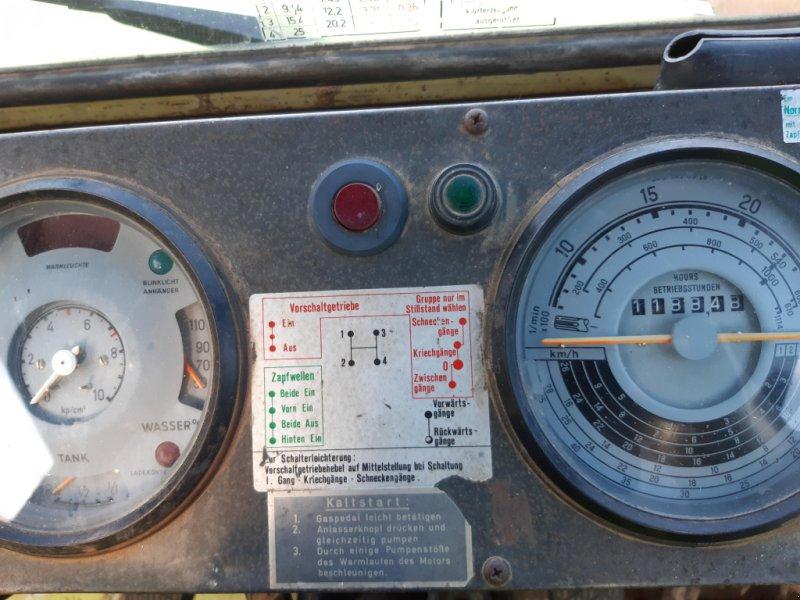 Traktor des Typs Mercedes-Benz MB-Trac 65/70, Gebrauchtmaschine in Helmstadt (Bild 1)