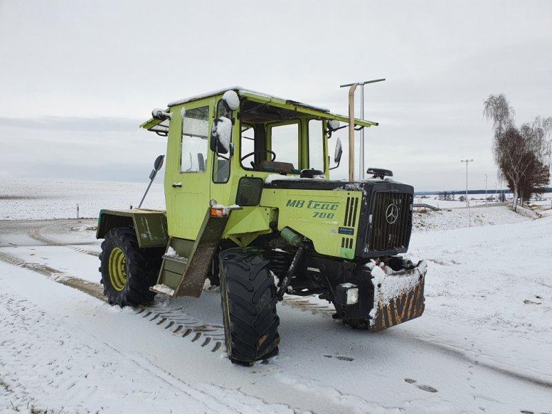 Traktor des Typs Mercedes-Benz MB-Trac 700, Gebrauchtmaschine in Gablingen (Bild 1)