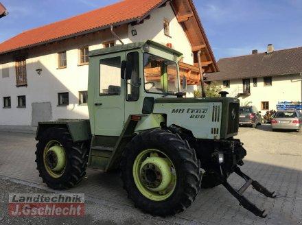Traktor типа Mercedes-Benz MB-Trac 800, Gebrauchtmaschine в Mühldorf (Фотография 1)