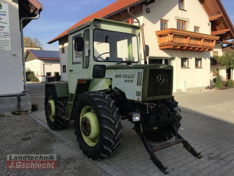 Traktor типа Mercedes-Benz MB-Trac 800, Gebrauchtmaschine в Mühldorf (Фотография 2)