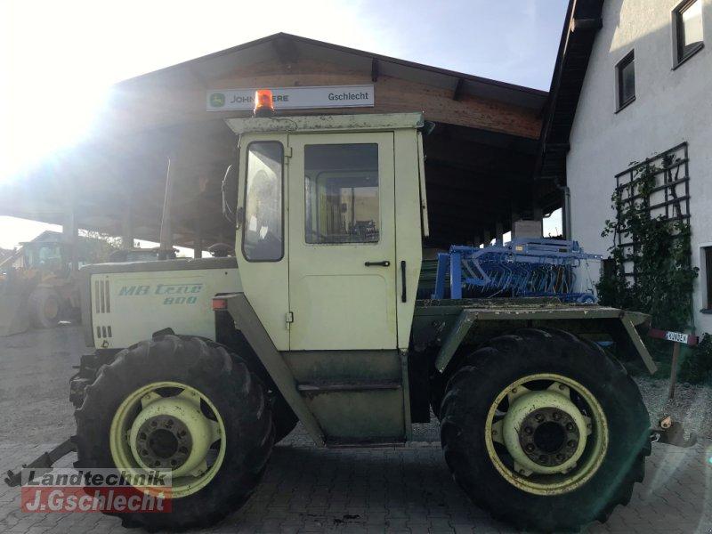 Traktor типа Mercedes-Benz MB-Trac 800, Gebrauchtmaschine в Mühldorf (Фотография 3)