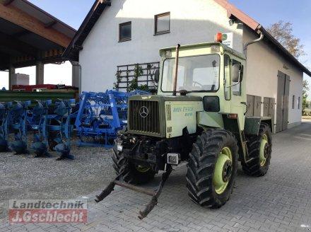 Traktor типа Mercedes-Benz MB-Trac 800, Gebrauchtmaschine в Mühldorf (Фотография 5)
