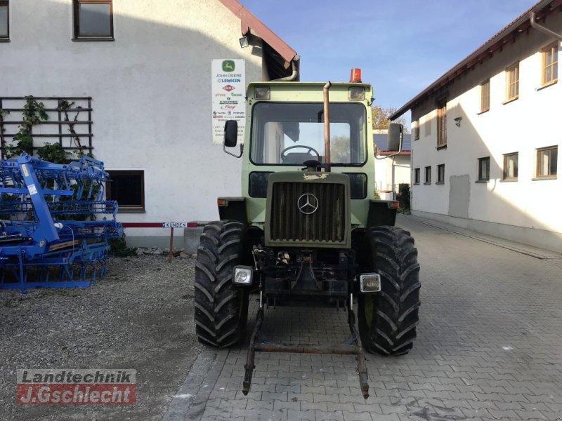 Traktor типа Mercedes-Benz MB-Trac 800, Gebrauchtmaschine в Mühldorf (Фотография 6)