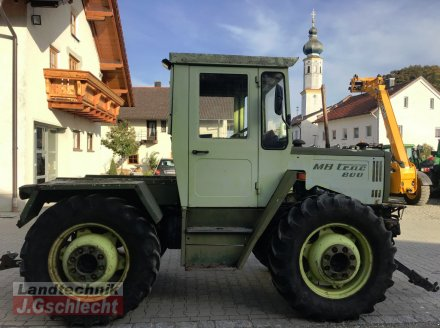Traktor типа Mercedes-Benz MB-Trac 800, Gebrauchtmaschine в Mühldorf (Фотография 7)