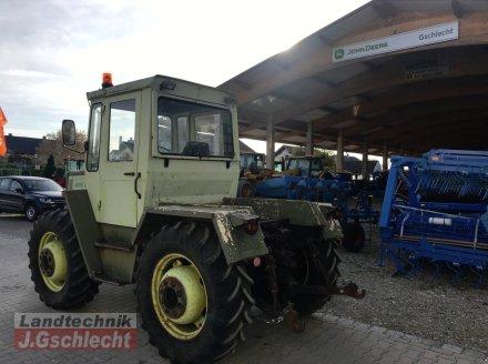 Traktor типа Mercedes-Benz MB-Trac 800, Gebrauchtmaschine в Mühldorf (Фотография 8)