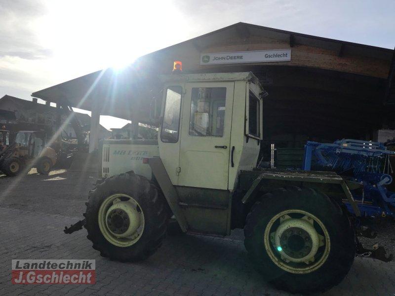 Traktor типа Mercedes-Benz MB-Trac 800, Gebrauchtmaschine в Mühldorf (Фотография 9)