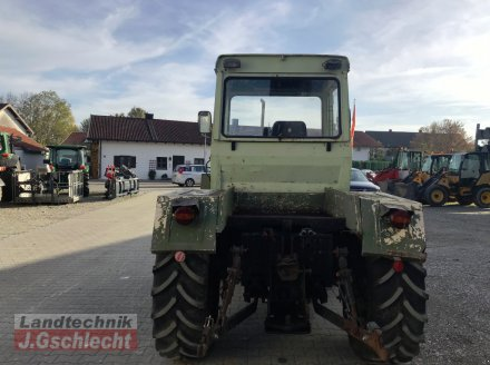 Traktor типа Mercedes-Benz MB-Trac 800, Gebrauchtmaschine в Mühldorf (Фотография 10)