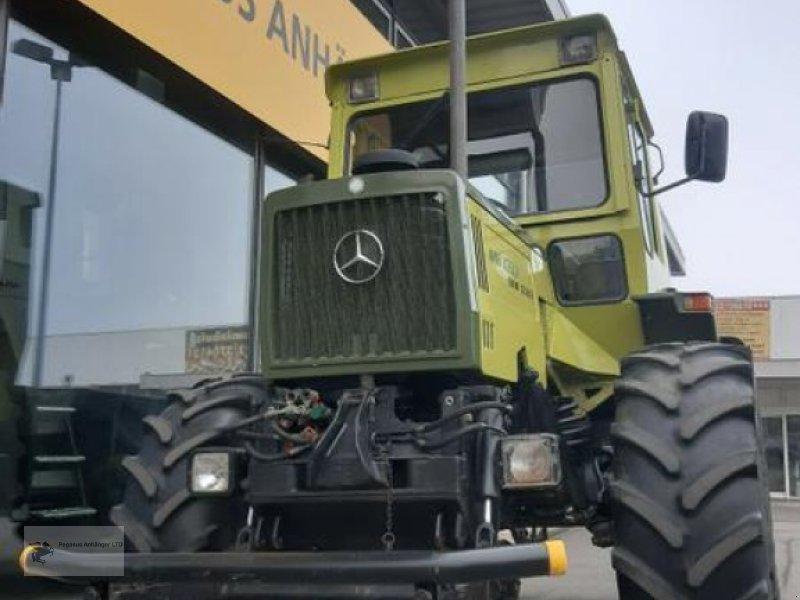 Traktor типа Mercedes-Benz MB-Trac 900 turbo H-Zul., Gebrauchtmaschine в Gevelsberg (Фотография 1)