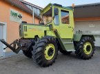 Traktor des Typs Mercedes-Benz MB-trac 900 turbo in Laaber