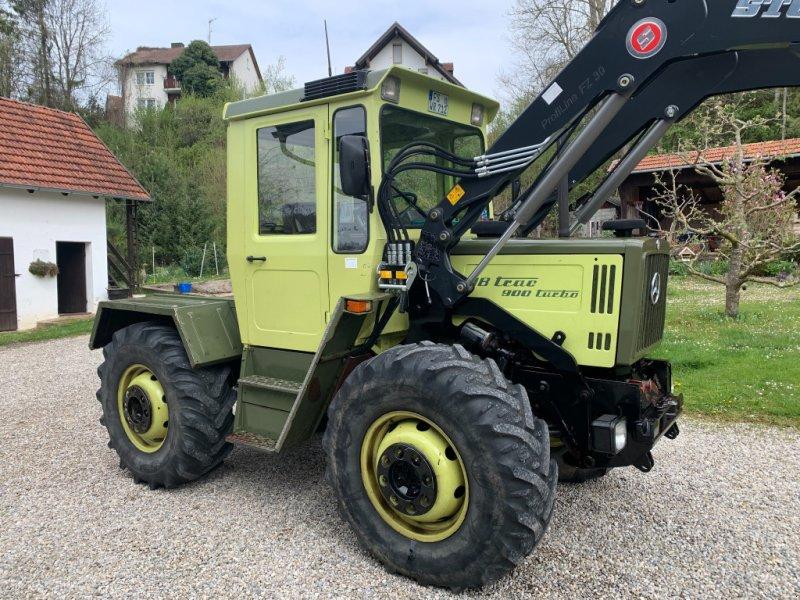 Traktor typu Mercedes-Benz MB-Trac 900 Turbo, Gebrauchtmaschine w Langenbach (Zdjęcie 1)
