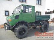 Traktor типа Mercedes-Benz U 1000, Gebrauchtmaschine в Ampfing