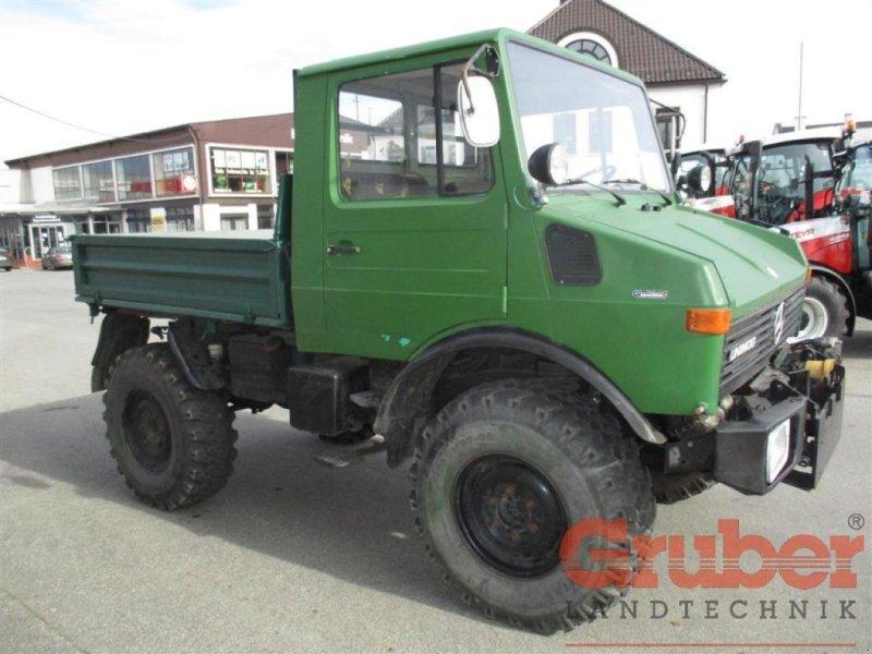 Traktor типа Mercedes-Benz U 1000, Gebrauchtmaschine в Ampfing (Фотография 2)