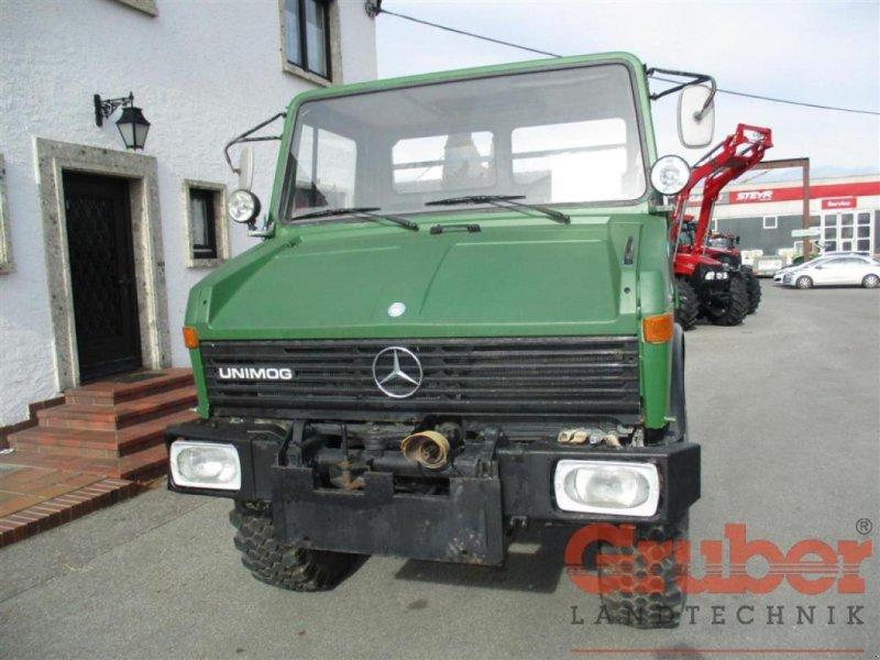 Traktor типа Mercedes-Benz U 1000, Gebrauchtmaschine в Ampfing (Фотография 3)
