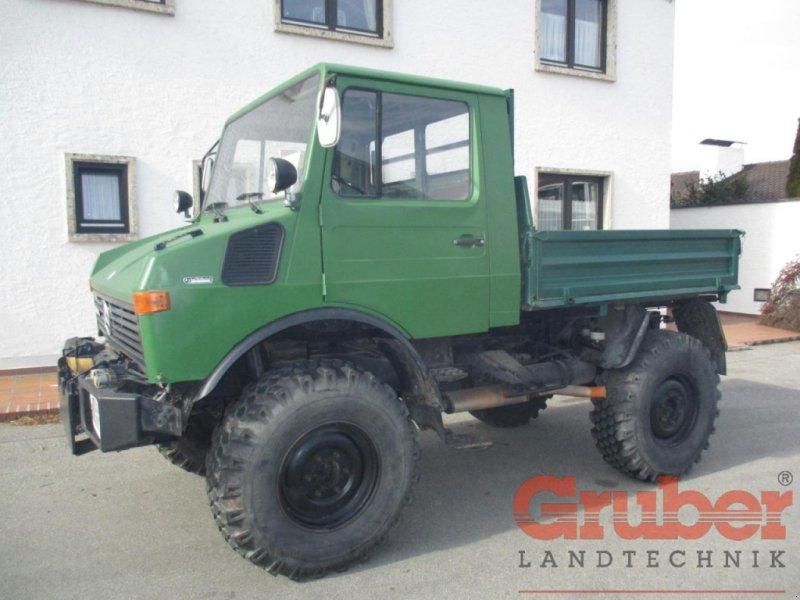 Traktor типа Mercedes-Benz U 1000, Gebrauchtmaschine в Ampfing (Фотография 1)