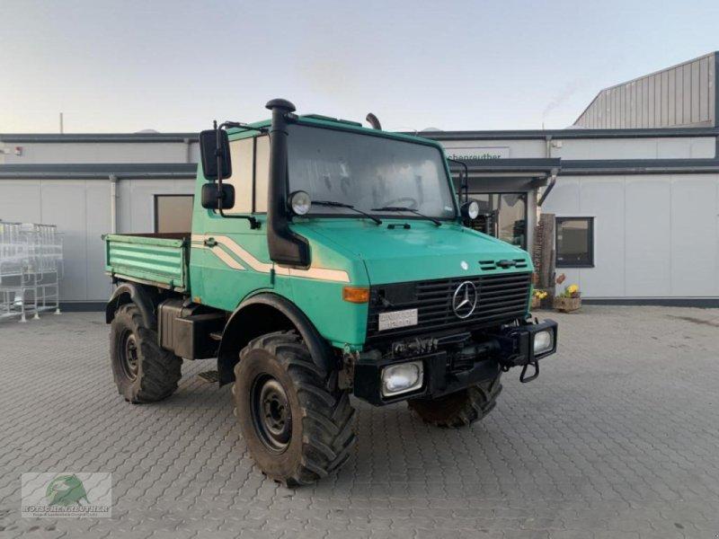 Traktor типа Mercedes-Benz Unimog  1200, Gebrauchtmaschine в Münchberg (Фотография 1)