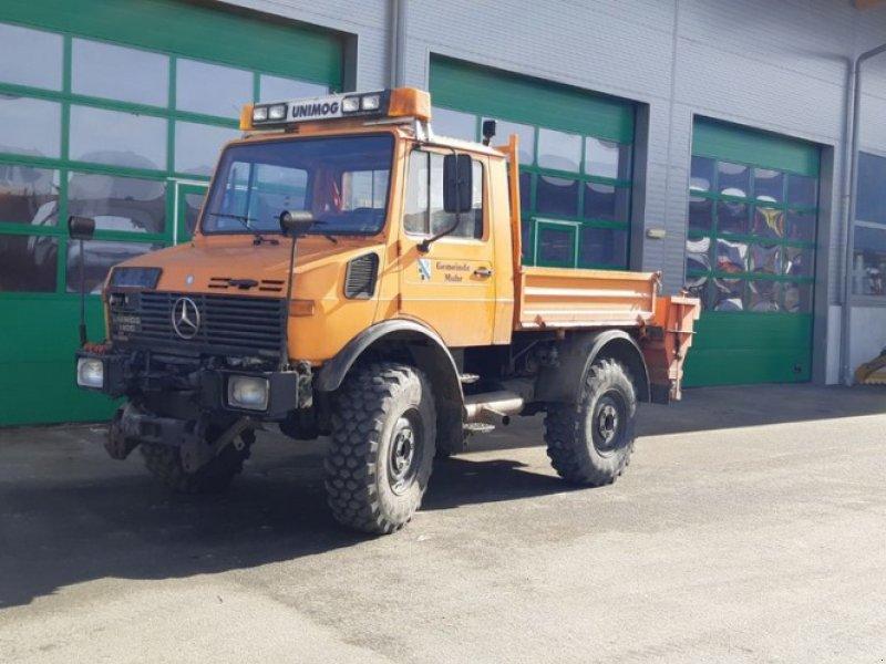 Traktor типа Mercedes-Benz Unimog 1400, Gebrauchtmaschine в Tamsweg (Фотография 1)