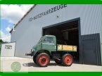 Traktor des Typs Mercedes-Benz Unimog 401 Restauriert in Hinterschmiding