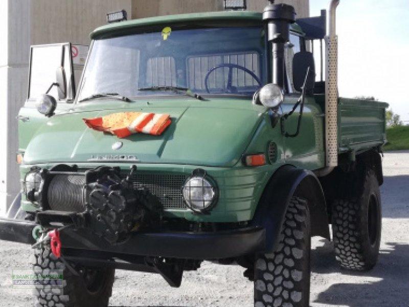 Traktor a típus Mercedes-Benz Unimog 406 -Topzustand im Kundenauftrag-, Gebrauchtmaschine ekkor: Diessen (Kép 1)