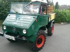 Traktor a típus Mercedes-Benz Unimog 411 ekkor: buttenheim