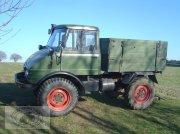 "Traktor a típus Mercedes-Benz UNIMOG 421 ""guter Zustand"" 40PS., Gebrauchtmaschine ekkor: Tschirn"