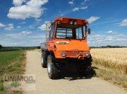 Traktor typu Mercedes-Benz Unimog 421, Gebrauchtmaschine w Merklingen