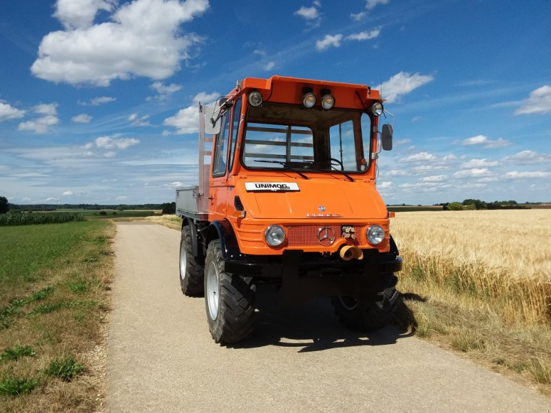 Traktor типа Mercedes-Benz Unimog 421, Gebrauchtmaschine в Merklingen (Фотография 1)