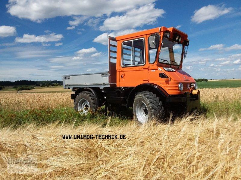 Traktor типа Mercedes-Benz Unimog 421, Gebrauchtmaschine в Merklingen (Фотография 2)