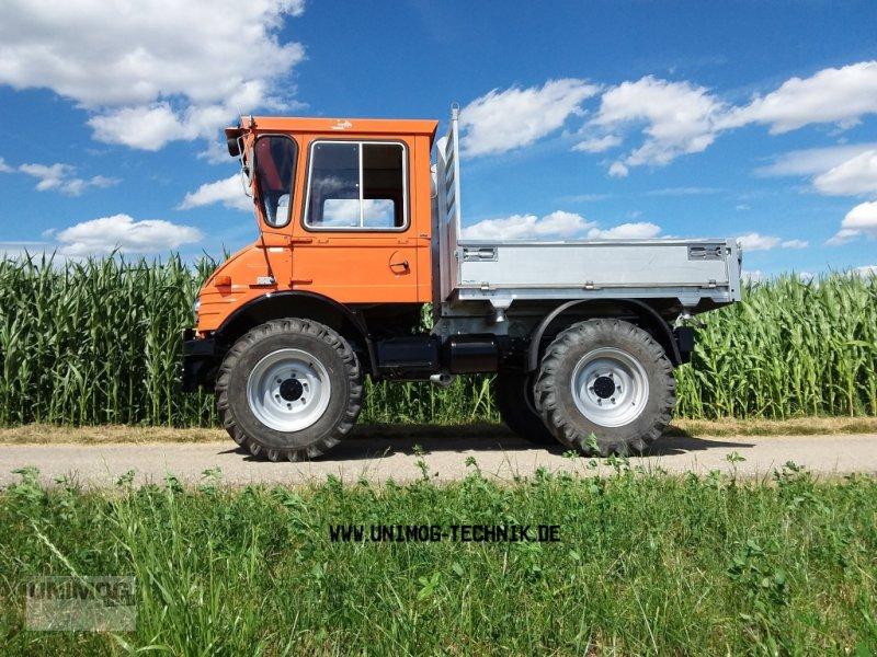 Traktor типа Mercedes-Benz Unimog 421, Gebrauchtmaschine в Merklingen (Фотография 3)