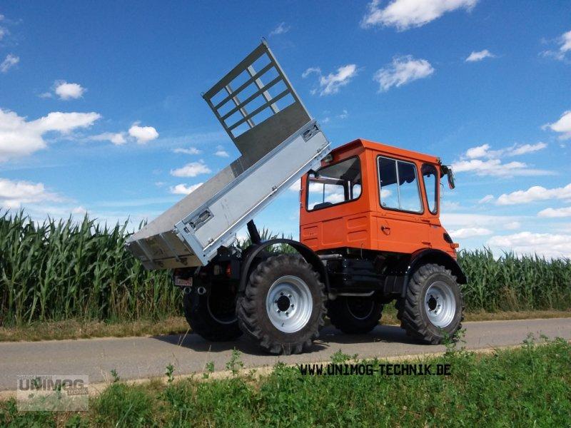 Traktor типа Mercedes-Benz Unimog 421, Gebrauchtmaschine в Merklingen (Фотография 4)