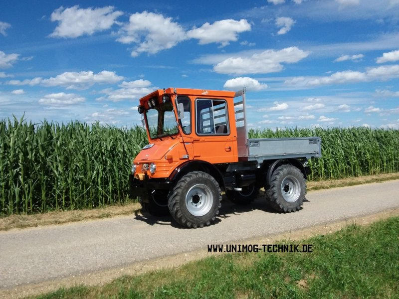 Traktor типа Mercedes-Benz Unimog 421, Gebrauchtmaschine в Merklingen (Фотография 5)