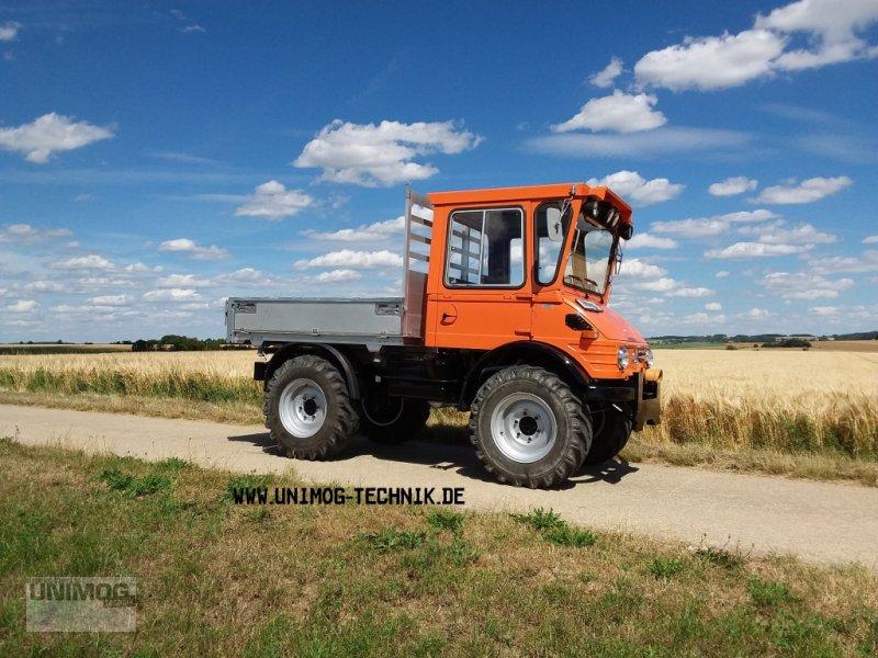 Traktor типа Mercedes-Benz Unimog 421, Gebrauchtmaschine в Merklingen (Фотография 6)