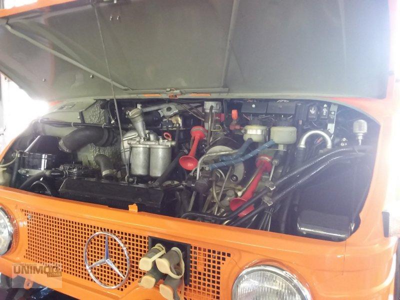 Traktor типа Mercedes-Benz Unimog 421, Gebrauchtmaschine в Merklingen (Фотография 7)